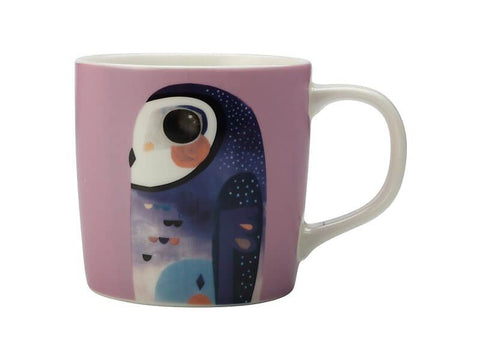 Peter Cromer Collection Mug, Owl