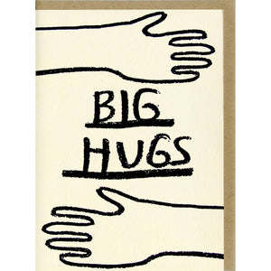 People I've Loved Big Hugs Card