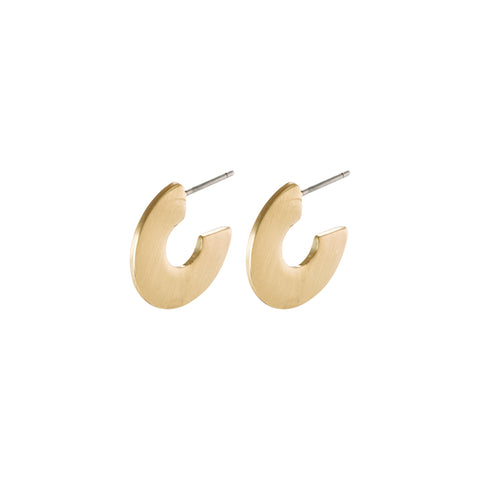 Pilgrim Vivian Earrings, Gold