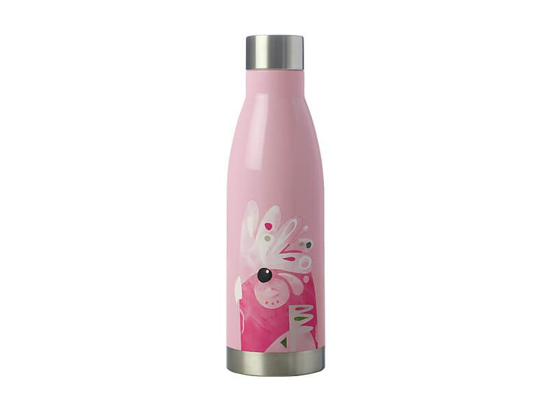 Peter Cromer Collection Water Bottle, Galah