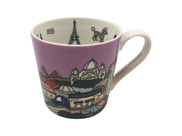 Megan McKean Paris Mug