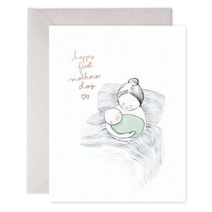 E Frances Happy First Mother's Day Card