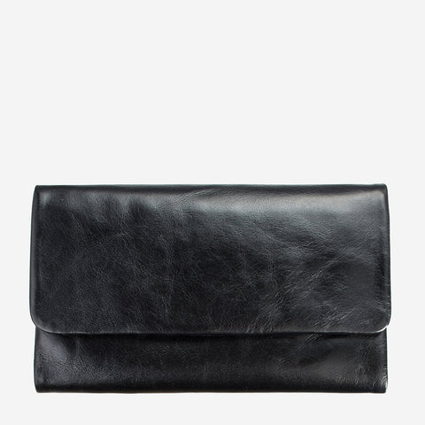 Status Anxiety Audrey Wallet, Black