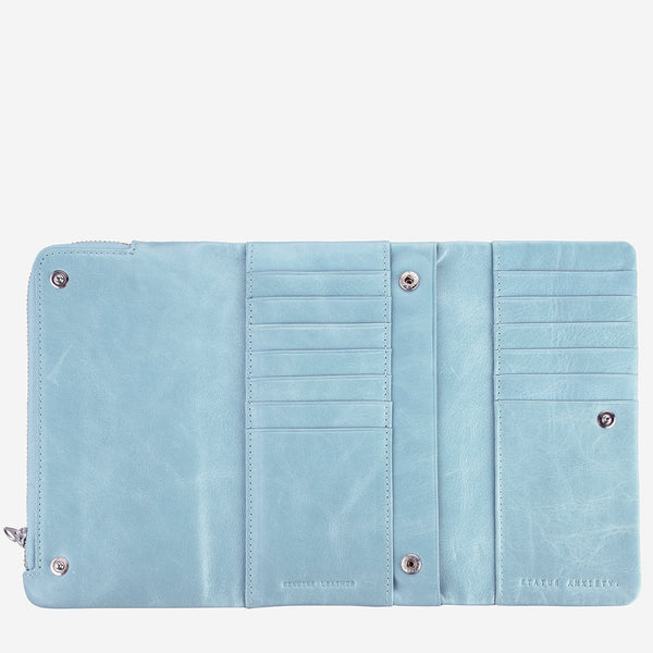 Status Anxiety Audrey Wallet, Sky
