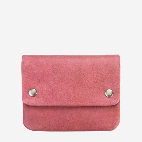 Status Anxiety Norma Wallet, Pink