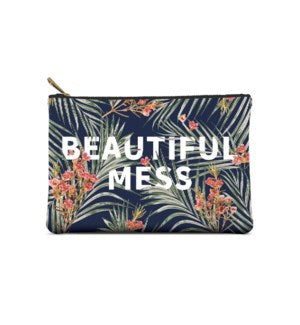 Studio Oh! Beautiful Mess Zippered Pouch
