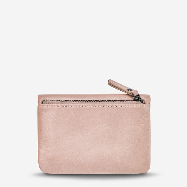Status Anxiety Is Now Better Wallet, Dusty Pink