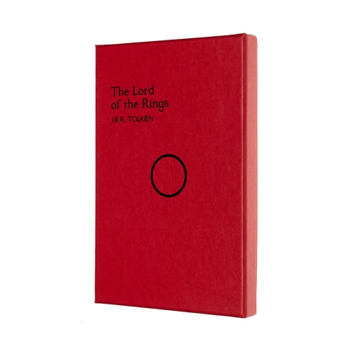 Moleskine Ruled Notebook, The Lord of the Rings, Collector's Box