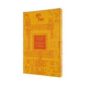 Moleskine Ruled Notebook, Harry Potter, Collector's Box