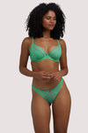 Deja Day Grace Mint Thong
