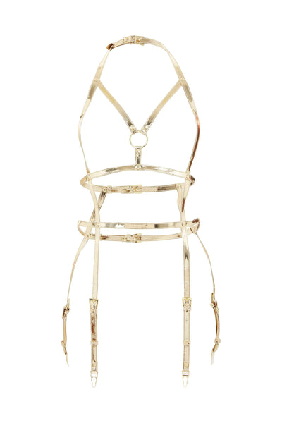 Regalia Open Suspender Harness