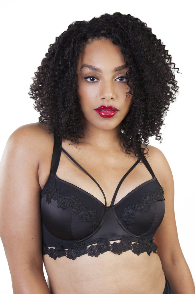 Gabi Fresh Blythe Applique Bra