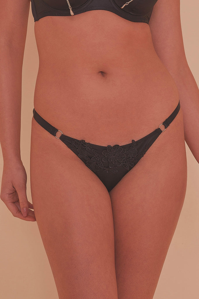 Virginia Guipure Tanga Brief Core