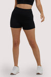 Wolf & Whistle Eco Black Shorts