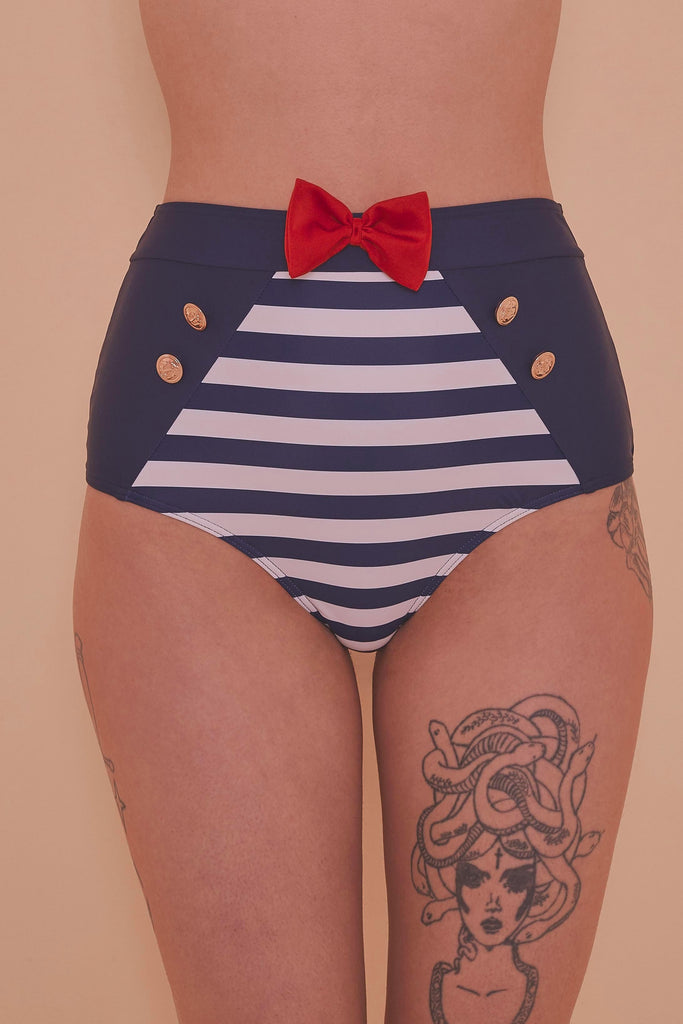 Collectif Nautical Bikini Brief