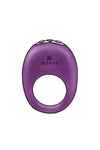 Je Joue Mio Vibrating Cock Ring Purple