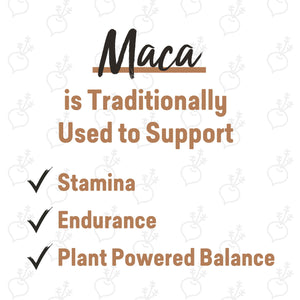 Maca Cold-Brew Coffee Elixir