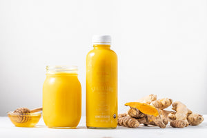 Ginger Gold Sparkling Prebiotic Tonic