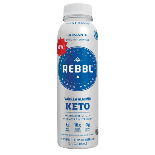 Vanilla Keto Elixir (Single)