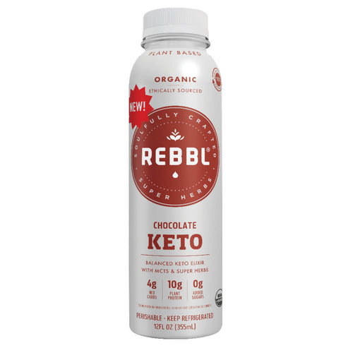 Chocolate Keto Elixir