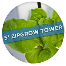 Load image into Gallery viewer, 5' ZipGrow™ Tower