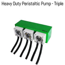 Load image into Gallery viewer, Heavy Duty Peristaltic Pump - Triple