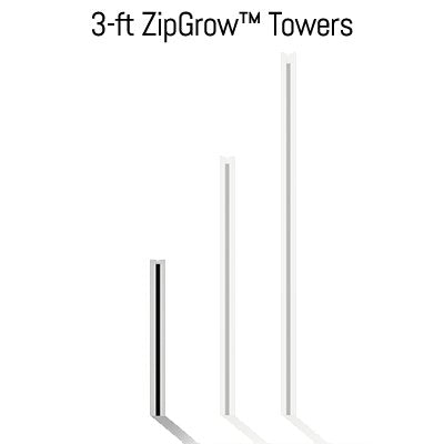ZipGrow™ Tower (3ft)