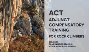 Adjunct Compensatory Training for Climbers - FREE eBook Download!