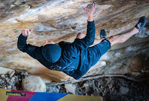Q&A with Daniel Woods: How Nutrition Played a Role in Sending V17