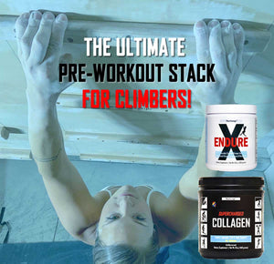 The Ultimate Pre-Workout Stack for Climbers!