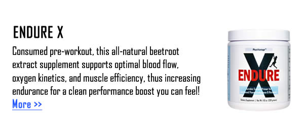 Endure X beetroot endurance drink for climbers