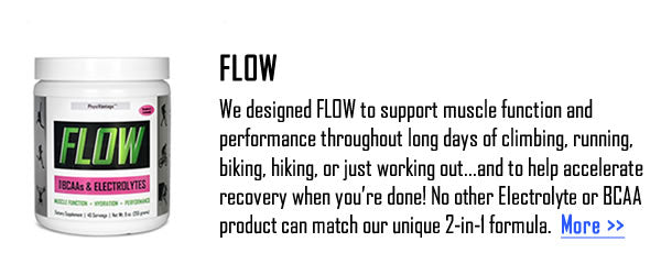 FLOW bcaa electrolyte by physivantage