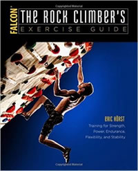 rock climbers exercise guide by eric horst