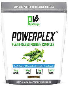 plant-based powerplex protein by physivantage