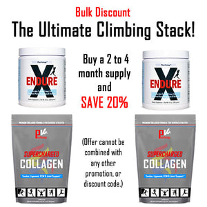 The Ultimate Pre-Workout Stack -- Bulk Discount