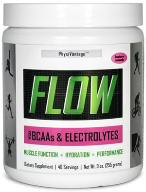 FLOW (Electrolytes & Plant-Based BCAAs)
