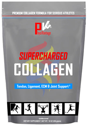 supercharged collagen