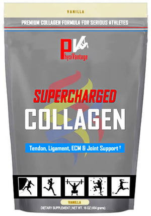 SUPERCHARGED COLLAGEN (Connective Tissue & Joint Support)