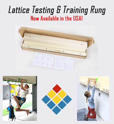Lattice Testing & Training Rung