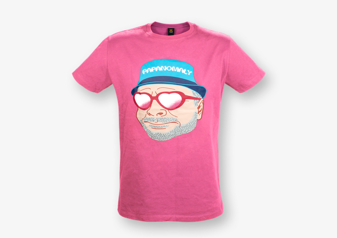 Anomaly Pink Papa Tee