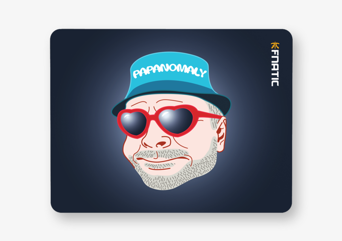 Papanomaly Mouse Pad