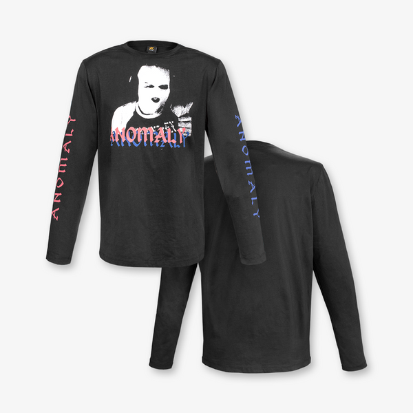 Anomaly Long Sleeve, Black