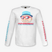 Anomaly Papa Long Sleeve, White