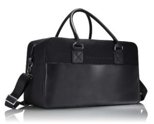 Sean John Black Urban Jet Bag