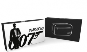 James Bond Casino Royale Wash Bag/ Gwp