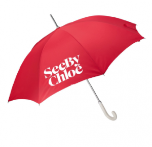 See By Chloe Umbrella Gwp