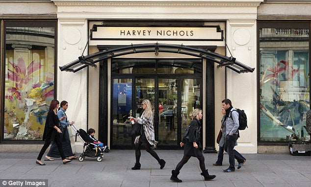 Once Upon a Time...from Sicily to Harvey Nicks