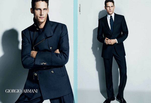 The Cerruti 1881 and Armani Feud