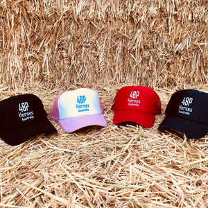 4BP Official Hats - 4BP Horses Australia