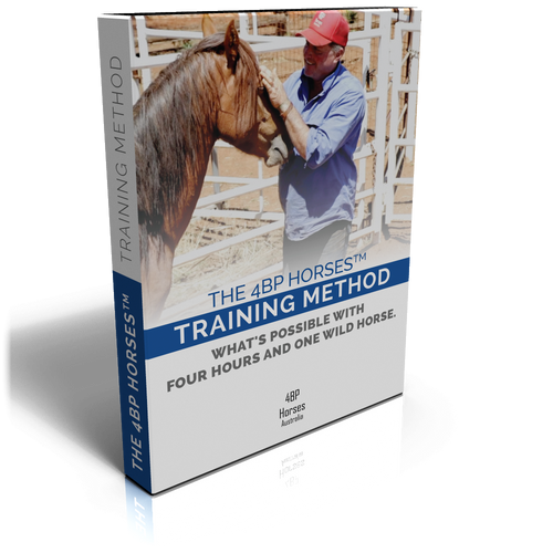 4BP Horses™ Training Program DVD